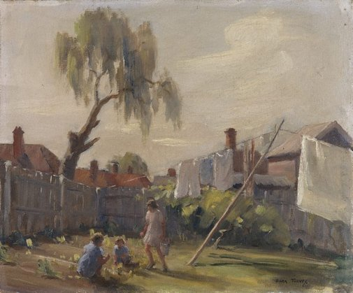Toovey How does your garden 1939 AGNSW