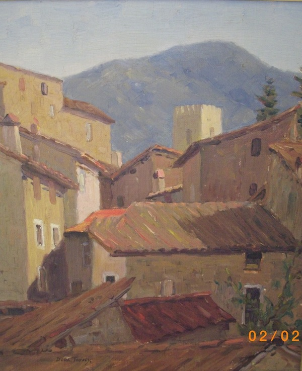 Dora Toovey Spanish Roofs