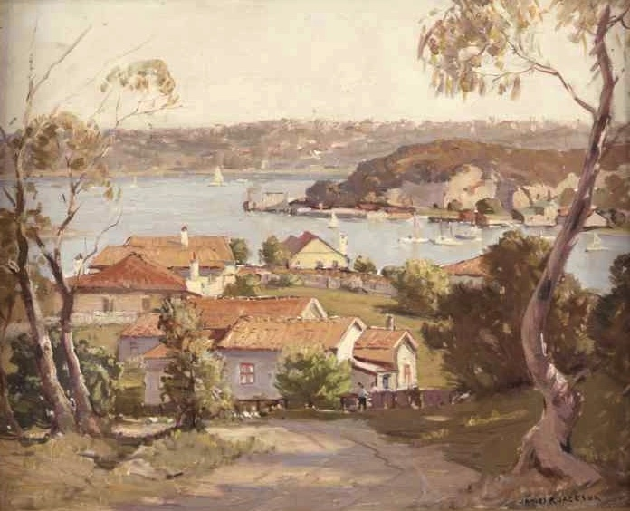 Old Road to Manly 1936