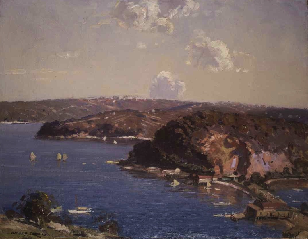 The Spit Middle Harbour 1905